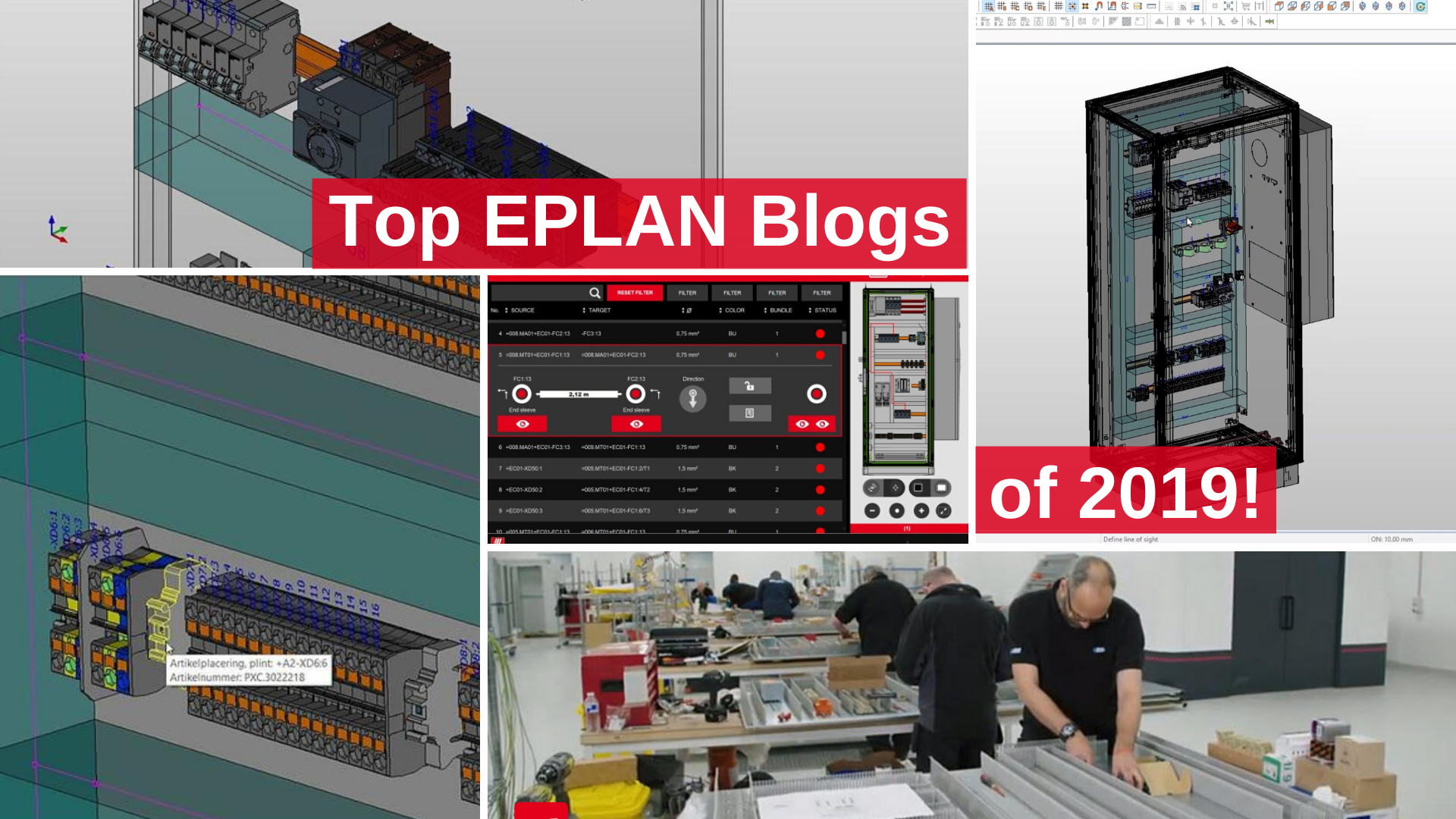 Top EPLAN blogs